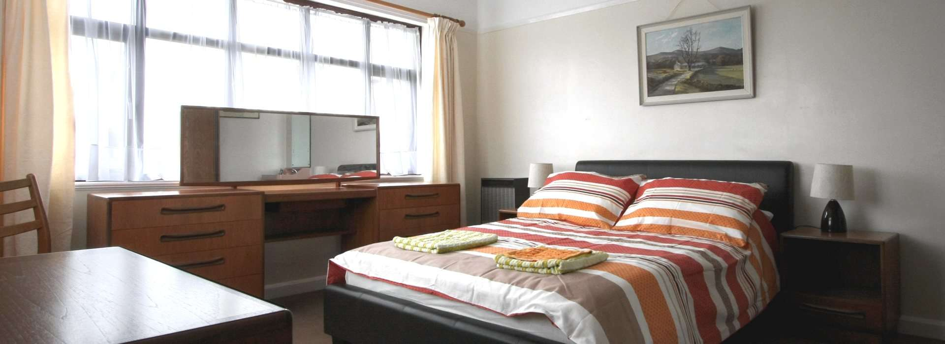Comfortable holiday homes
